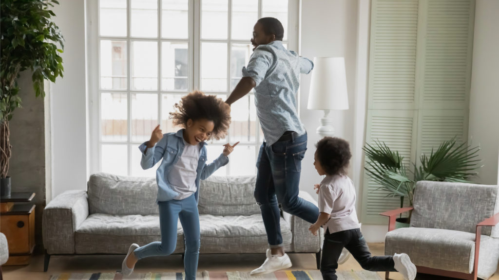 No fee for refinancing family celebration